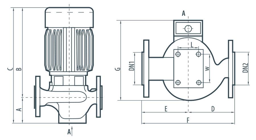 3VP-DN100L